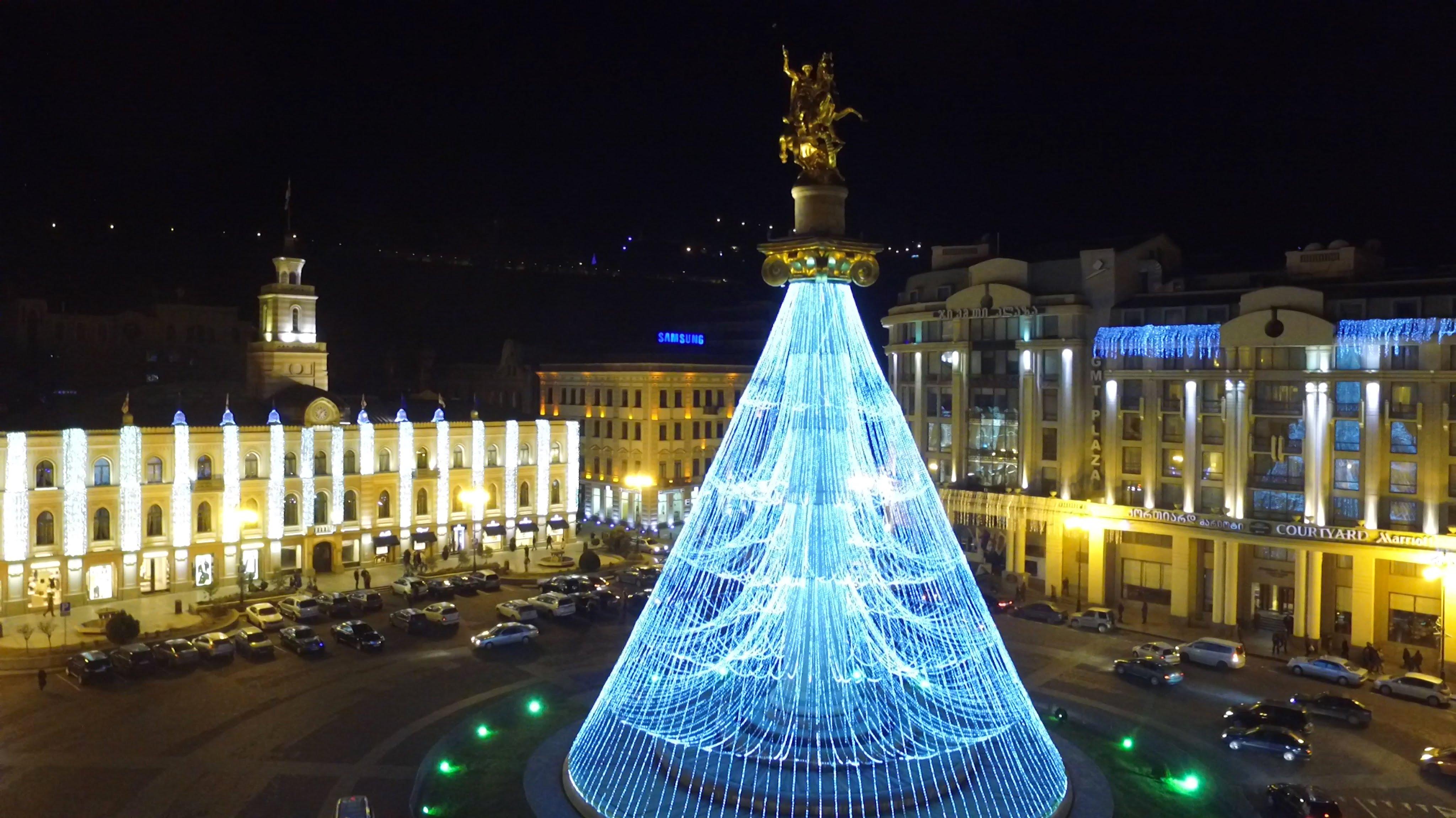 Грузинская Новогодняя Сказка
