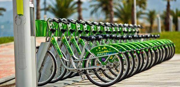 Bike tour in Batumi