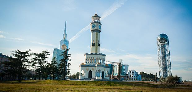 Batumi City Sightseeing Bus Tour