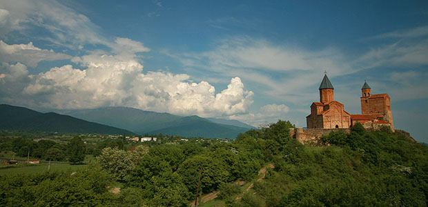 Centuries-Old heritage of Kakheti