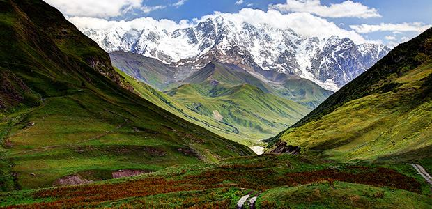 Amazing land Svaneti