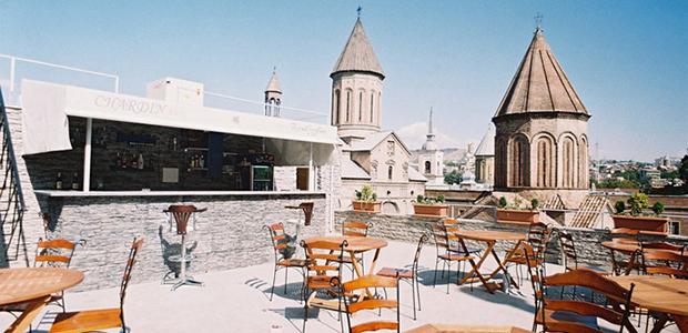 Сити тур по Тбилиси